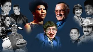 Известные люди, умершие в 2018 году