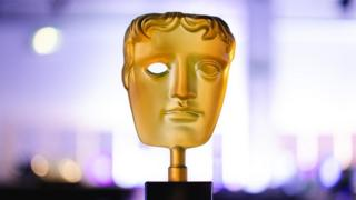 Image of a Bafta award