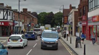 High Street, Cheadle