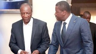 Processus électoral suspendu au Libéria : Faure et Alpha Condé à Monrovia