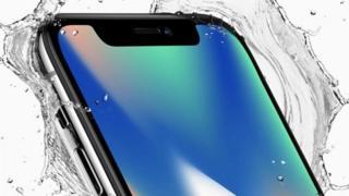 هاتف ايفون إكس الجديد من أبل