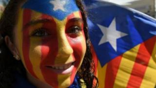 مؤيدو انفصال كتالونيا