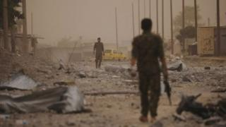 Sojojin Syria a bakin aiki