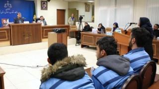 دادگاه معترضان آبان