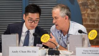 观点:公众在香港是否还能批评中国领导人
