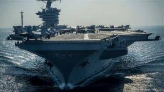 美国的印度洋-太平洋司令部下辖37万军事和文职人员