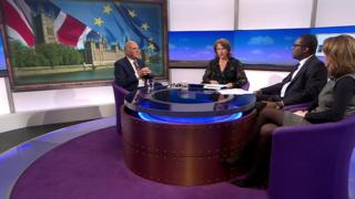 Sir Vince Cable on Daily Politics