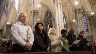 Catholics in New York