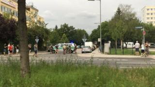 Polisi mu mujyi wa Munch