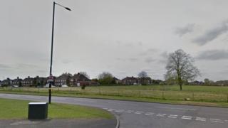 Kingstanding Road Sutton Coldfield crash