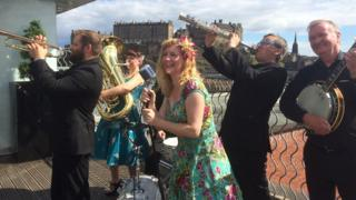 Edinburgh Jazz and Blues Festival Pic: Brian Innes