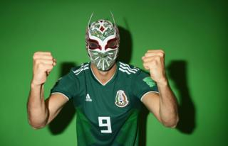 Raul Jimenez of Mexico