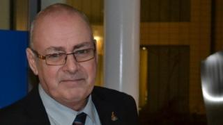 Bob Lanning trade union Unite representative