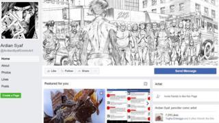 facebook aRDIAN