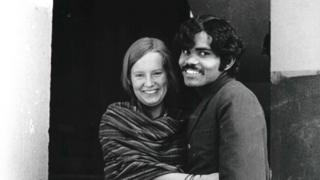 PK Mahanandia and Charlotte Von Schedvin