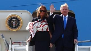 特朗普總統再度訪英,面對的人與事跟上一次大不同。