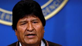 A cronologia da crise que levou à renúncia de Evo Morales na Bolívia