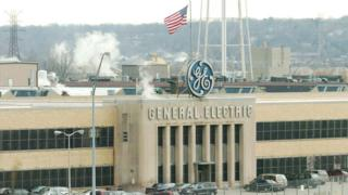 General Electric jet engine plant in Cincinnati