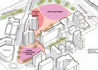 Lansdowne campus plan