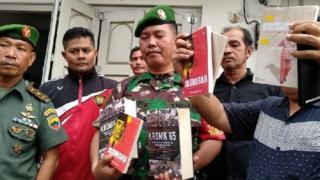 Razia buku di Padang
