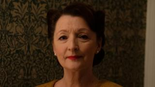 Lesley Manville in World on Fire