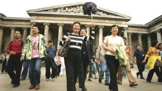 英国,中国,文化,伦敦,旅游