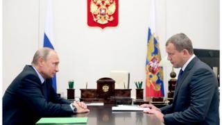 Путин сменил глав четырех регионов
