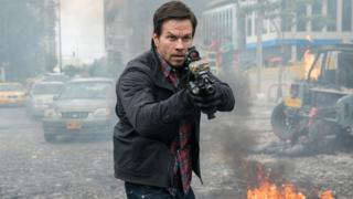Mark Wahlberg as James Silva in Mile 22