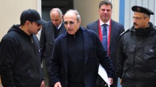 وزير الداخلية السابق في عهد مبارك حبيب العادلي