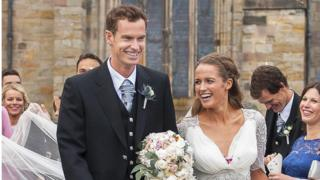 Andy Murray and wife Kim have named their first child Sophia Olivia.