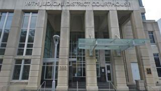 Duruşmanın yapıldığı adliye binası