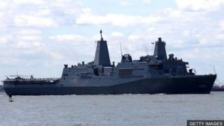 Chiến hạm USS Arlington