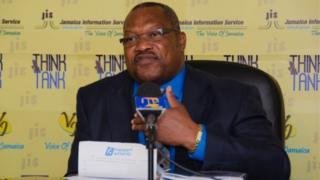 Jamaica Transport Authority director Donald Foster