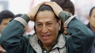 Toledo gobernó Perú entre 2001 y 2006.