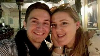 Bethany Hickton and her boyfriend Rob