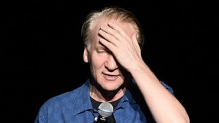 Bill Maher Performs During New York Comedy Festival at The Theatre at Madison Square Garden on November 5, 2016 in New York City.
