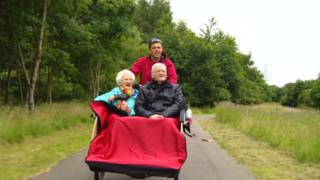Cycling Without Age Falkirk