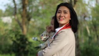 Nhà hoạt động Huỳnh Thục Vy dự kiến sẽ ra tòa vào ngày 30/11