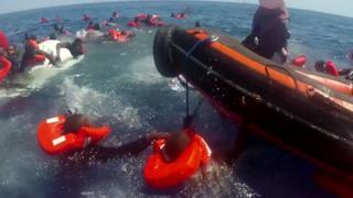 Италия хочет ограничить число мигрантов