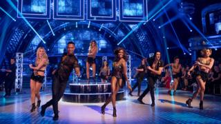 Strictly's professional dancers