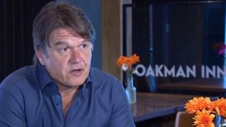 Oakman Inns' founder Peter Borg-Neal