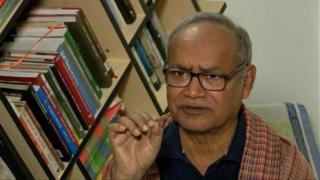 লেখক ও গবেষক মহিউদ্দিন আহমদ