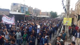 اعتراضات هفت تپه