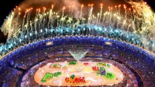 Olympics closing ceremony
