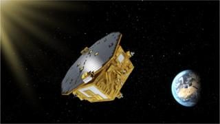 Gravity space mission passes big test