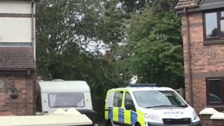 Acocks Green: Woman held after boy, 10, dies in hospital
