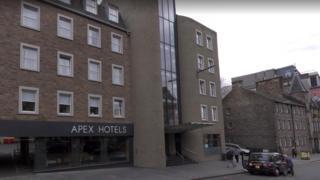 Apex Hotel, Grassmarket