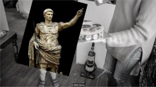 Imperador romano Augusto