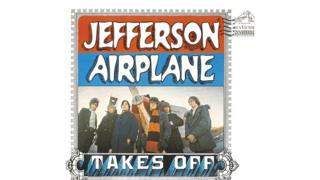 Cover for Jefferson Airplane Takes Off