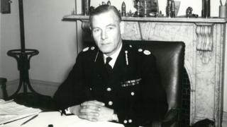 Chief Constable Peter Garland